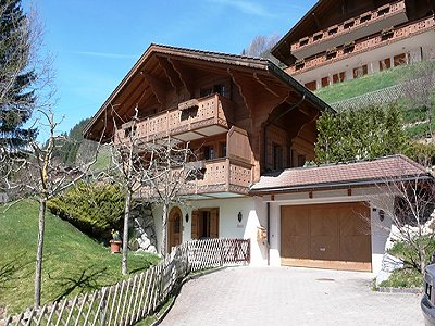 3 bedroom ski chalet for sale, Gstaad, Bern, Espace Mittelland