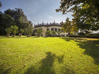 Image 12 | 7 bedroom villa for sale with 10 hectares of land, Podere Campanile, Lucca, Tuscany 173354