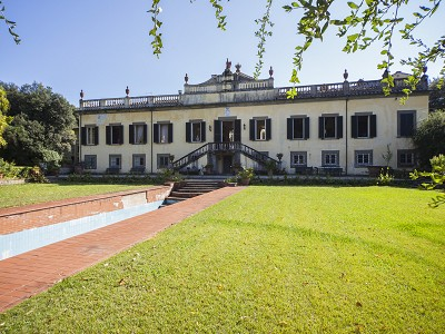 Image 2 | 7 bedroom villa for sale with 10 hectares of land, Podere Campanile, Lucca, Tuscany 173354