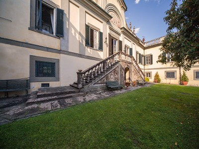 Image 4 | 7 bedroom villa for sale with 10 hectares of land, Podere Campanile, Lucca, Tuscany 173354
