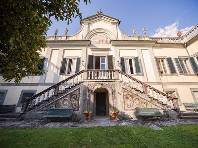 Image 5 | 7 bedroom villa for sale with 10 hectares of land, Podere Campanile, Lucca, Tuscany 173354
