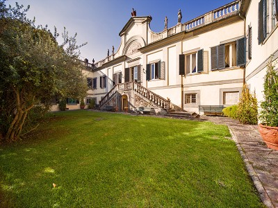 Image 6 | 7 bedroom villa for sale with 10 hectares of land, Podere Campanile, Lucca, Tuscany 173354
