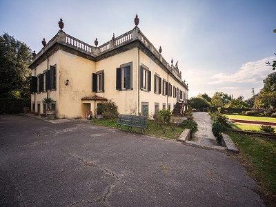 Image 7 | 7 bedroom villa for sale with 10 hectares of land, Podere Campanile, Lucca, Tuscany 173354