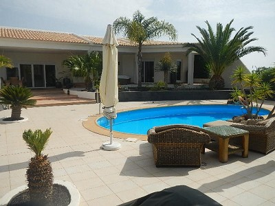 Image 1 | 4 bedroom villa for sale with 1.23 hectares of land, Tijoco Bajo, Southern Tenerife, Tenerife 173371