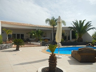 Image 2   4 bedroom villa for sale with 1.23 hectares of land, Tijoco Bajo, Southern Tenerife, Tenerife 173371
