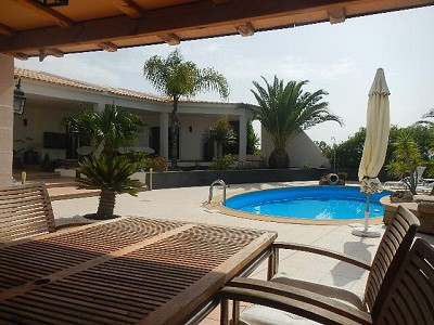Image 3 | 4 bedroom villa for sale with 1.23 hectares of land, Tijoco Bajo, Southern Tenerife, Tenerife 173371