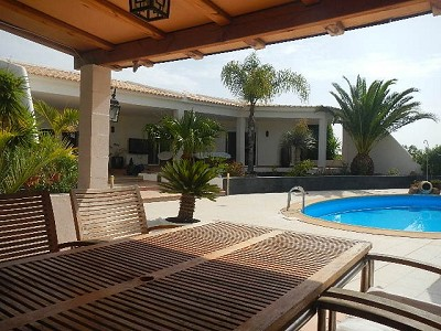 Image 4 | 4 bedroom villa for sale with 1.23 hectares of land, Tijoco Bajo, Southern Tenerife, Tenerife 173371
