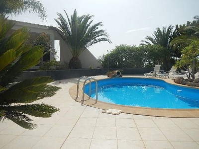 Image 5 | 4 bedroom villa for sale with 1.23 hectares of land, Tijoco Bajo, Southern Tenerife, Tenerife 173371