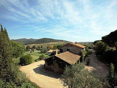 5 bedroom villa for sale, Castiglione della Pescaia, Grosseto, Tuscany