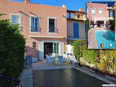 4 bedroom house for sale, Port Grimaud, French Riviera