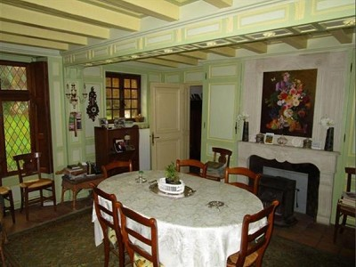 Image 10 | 3 bedroom manor house for sale with 40,000m2 of land, Le Lude, Sarthe , Loire Valley 173678
