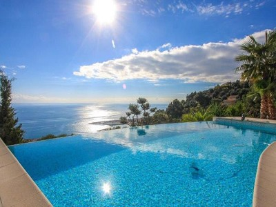 3 bedroom villa for sale, Garavan, Menton, Provence French Riviera