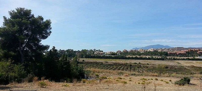 Image 3 | Plot of land for sale with 1.34 hectares of land, Valle del Sol, San Pedro de Alcantara, Malaga Costa del Sol, Andalucia 174043
