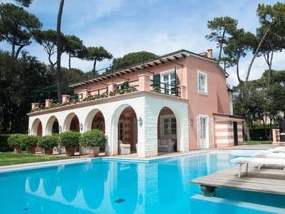 Image 2 | 4 bedroom villa for sale with 0.22 hectares of land, Forte dei Marmi, Lucca, Tuscany 174090