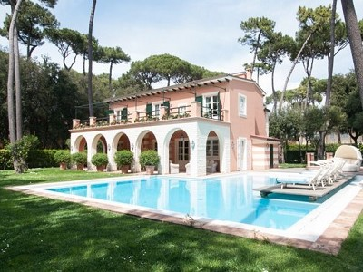 Image 3 | 4 bedroom villa for sale with 0.22 hectares of land, Forte dei Marmi, Lucca, Tuscany 174090