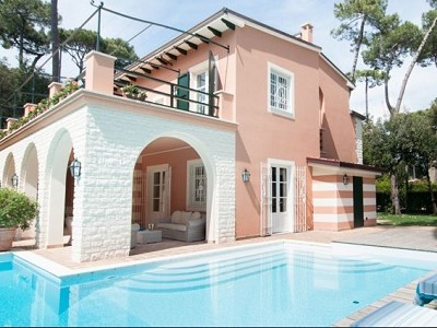 Image 4 | 4 bedroom villa for sale with 0.22 hectares of land, Forte dei Marmi, Lucca, Tuscany 174090