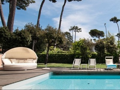 Image 8 | 4 bedroom villa for sale with 0.22 hectares of land, Forte dei Marmi, Lucca, Tuscany 174090