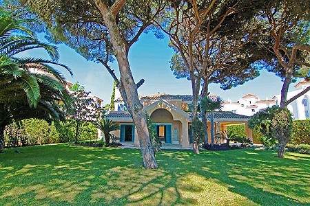 6 bedroom villa for sale, La Pepina, Puerto Banus, Malaga Costa del Sol, Andalucia