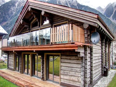 Image 2 | 5 bedroom ski chalet for sale with 1,220m2 of land, Chamonix, Haute-Savoie , Rhone-Alpes 174322