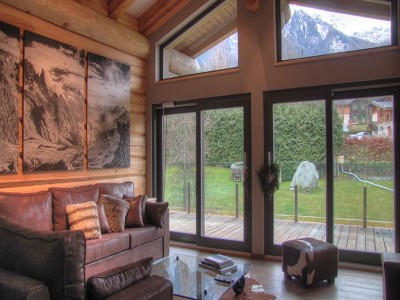 Image 4 | 5 bedroom ski chalet for sale with 1,220m2 of land, Chamonix, Haute-Savoie , Rhone-Alpes 174322