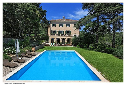 12 bedroom French chateau for sale, Taradeau, Var, Provence