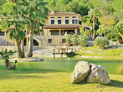 10 bedroom villa for sale, Esporles, North Western Mallorca, Mallorca