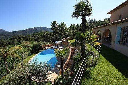 Image 1 | 4 bedroom villa for sale with 0.22 hectares of land, Les Adrets de l'Esterel, Var , French Riviera 174563