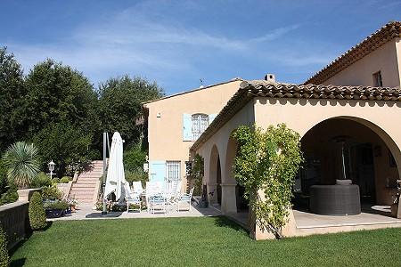 Image 6 | 4 bedroom villa for sale with 0.22 hectares of land, Les Adrets de l'Esterel, Var , French Riviera 174563