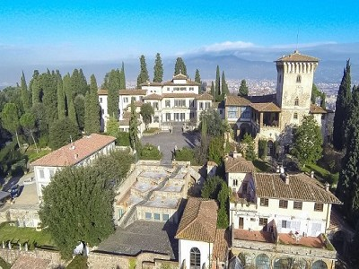 Image 3 | 20 bedroom villa for sale with 1.4 hectares of land, Florence, Chianti 174944