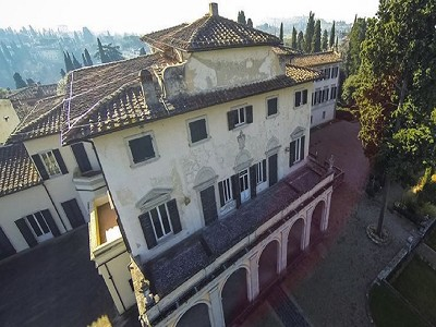 Image 9 | 20 bedroom villa for sale with 1.4 hectares of land, Florence, Chianti 174944