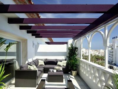 3 bedroom penthouse for sale, Las Gaviotas, Puerto Banus, Malaga Costa del Sol, Andalucia