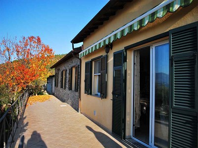 Image 3 | 3 bedroom villa for sale with 1,500m2 of land, Bordighera, Imperia, Liguria 174993