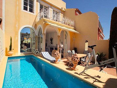 3 bedroom house for sale, Port Grimaud, French Riviera