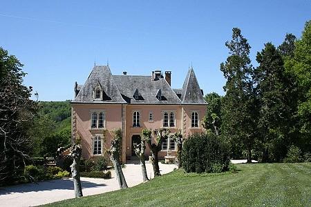 8 bedroom French chateau for sale, Brive la Gaillarde, Correze, Limousin
