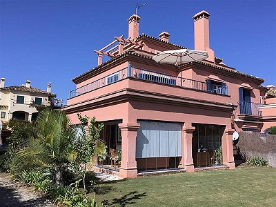 5 bedroom townhouse for sale, Sotogrande, Cadiz, Andalucia
