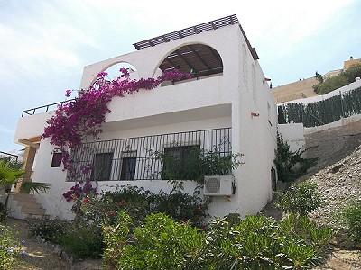 Image 1 | 4 bedroom villa for sale with 200m2 of land, Mojacar, Almeria Costa Almeria, Andalucia 175758