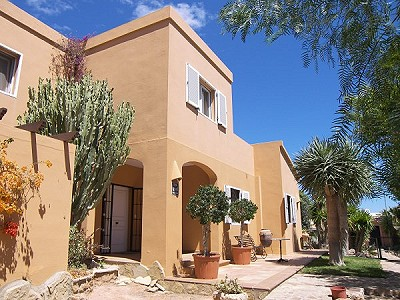 Image 1 | 5 bedroom villa for sale with 0.25 hectares of land, Mojacar, Almeria Costa Almeria, Andalucia 175784
