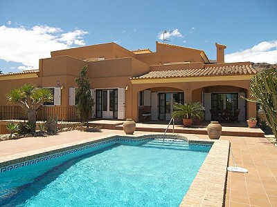 Image 2 | 5 bedroom villa for sale with 0.25 hectares of land, Mojacar, Almeria Costa Almeria, Andalucia 175784