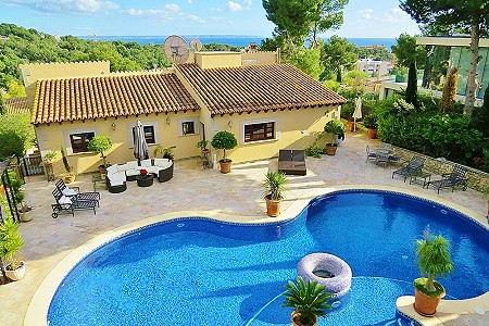 6 bedroom villa for sale, Costa d'en Blanes, Palma, Mallorca