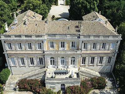 Impeccable  French Chateau for Sale in Provence, ideal for a Boutique Hotel