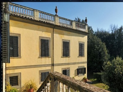 Image 4 | Magnificent historical villa in Tuscany 176660