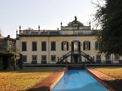 Image 6 | Magnificent historical villa in Tuscany 176660