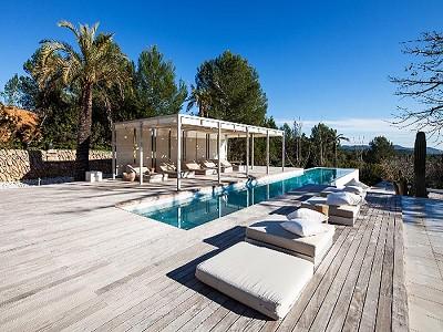 Image 3 | 4 bedroom villa for sale, Santa Gertrudis, Santa Eularia des Riu, Ibiza 176664