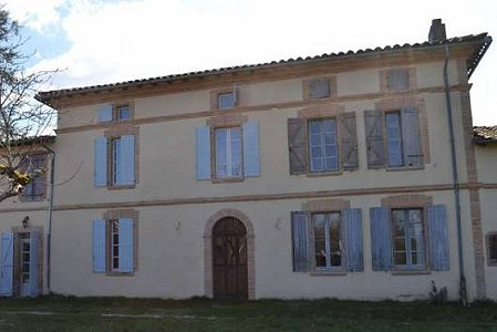 5 bedroom manor house for sale, Toulouse East, Haute-Garonne, Midi-Pyrenees