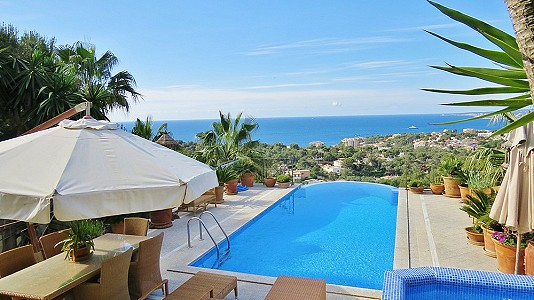 4 bedroom villa for sale, Calle Alzina, Bendinat, Palma, Mallorca