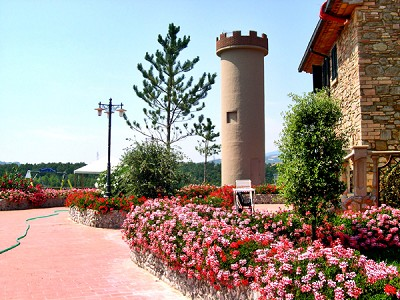 Image 8 | 95 bedroom hotel for sale with 4.07 hectares of land, Campagna Toscana, Pisa, Tuscany 176932
