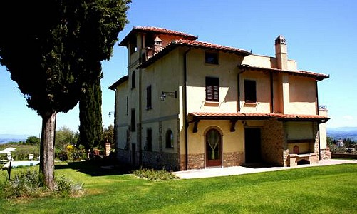 5 bedroom villa for sale, San Gimignano, Siena, Chianti