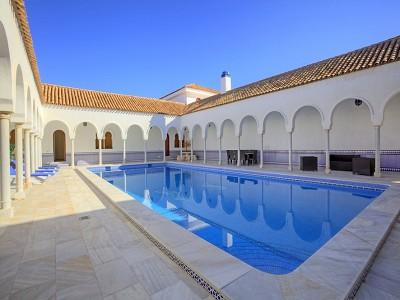Image 2 | 7 bedroom villa for sale with 12 hectares of land, La Rosa de los Vientos Estate, Mojacar, Almeria Costa Almeria, Andalucia 177222