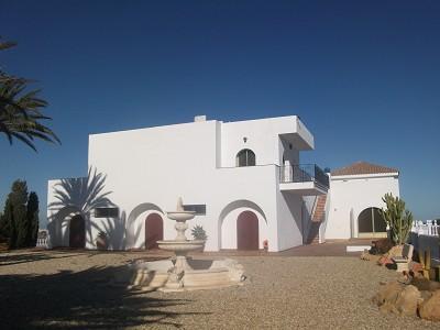 Image 4 | 7 bedroom villa for sale with 12 hectares of land, La Rosa de los Vientos Estate, Mojacar, Almeria Costa Almeria, Andalucia 177222