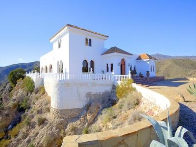 Image 6 | 7 bedroom villa for sale with 12 hectares of land, La Rosa de los Vientos Estate, Mojacar, Almeria Costa Almeria, Andalucia 177222